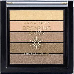 AVON True Bronze & Glow Bronze-Palette