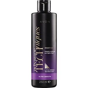 AVON Advance Techniques Ultra Smooth Glättendes Shampoo 250 ml