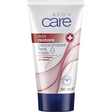 AVON care Age Restore Konzentrierte Gesichtsmaske mit Kollagen & Elastin