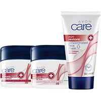 AVON care Age Restore Gesichtspflege-Set 3-teilig