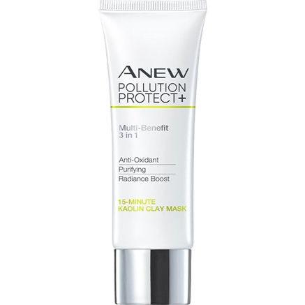 AVON ANEW Pollution Protect+ Kaolin-Tonerdemaske