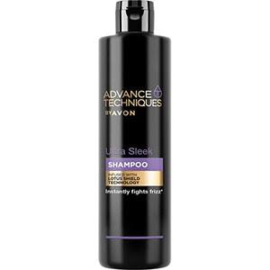 AVON Advance Techniques Ultra Sleek Glättendes Shampoo 400 ml