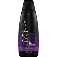 AVON Advance Techniques Ultra Smooth Glättendes Shampoo 700 ml