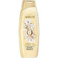 AVON senses Precious Oils Honig & Gardenie Duschcreme 500 ml