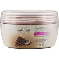 AVON naturals Schokolade & Nuss Haarmaske