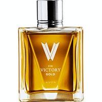 AVON V For Victory Gold Eau de Toilette