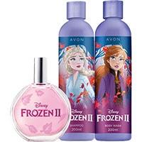 AVON Frozen 2 Duft-Set 3-teilig + Geschenktasche