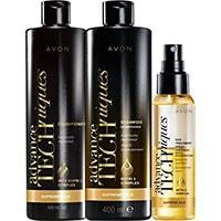 AVON Advance Techniques Supreme Oils Set 3-teilig