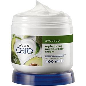 AVON care Avocado Mehrzweckcreme für Gesicht, Hände & Körper