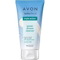 AVON nutra effects Power Shower 3-in-1 Gesichtsreinigung
