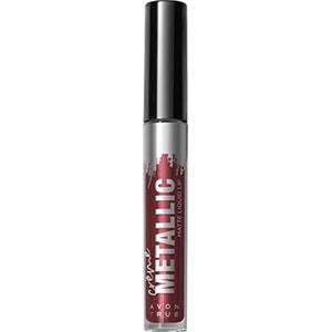 AVON True Creme Metallic Matte Liquid Lippenstift