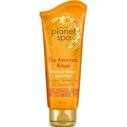 AVON planet spa Ayurveda Ritual Gesichtsmaske