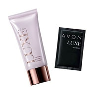 Probe Make-up AVON LUXE Cashmere Foundation
