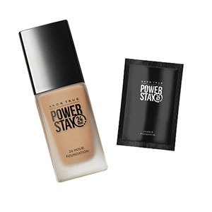 Probe Make-up AVON True Powerstay 24-Stunden-Foundation