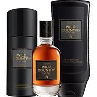 AVON Wild Country Duft-Set 3-teilig + Geschenktasche