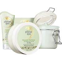 AVON planet spa Heavenly Hydration Pflege-Set 3-teilig