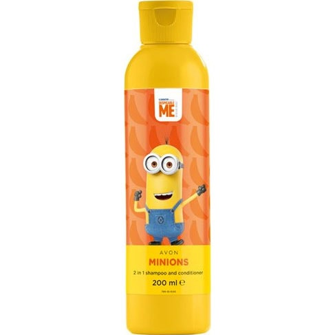 AVON Minions 2-in-1 Shampoo & Pflegespülung