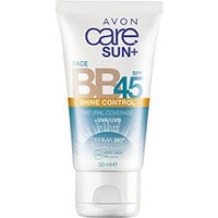 AVON care SUN+ Mattierende BB-Cream LSF 45
