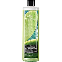 AVON senses Cactus Ridge Shampoo & Duschgel 500 ml
