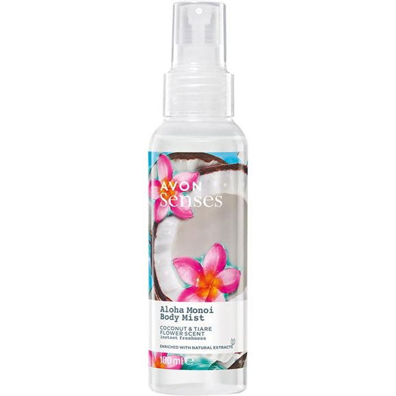 AVON naturals Aloha-Monoi Körperspray