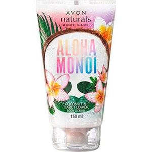 AVON naturals Aloha-Monoi Körperpeeling