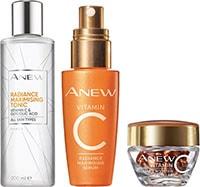 ANEW Clinical Vitamin C Gesichtspflege-Set 3-teilig