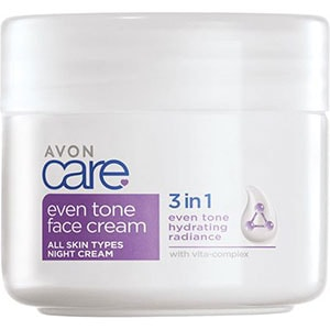 AVON care Even-Tone-C Nachtcreme mit Vitamin C