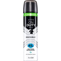 AVON On Duty Invisible Protection Deospray Konzentrat für Ihn