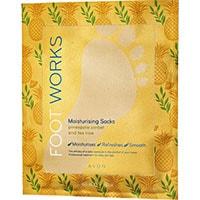 AVON FOOT WORKS Ananas & Teebaumöl Feuchtigkeitssocken