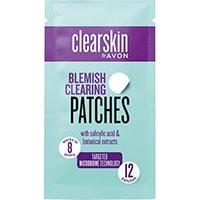 AVON clearskin blemish clearing Patches gegen Hautunreinheiten