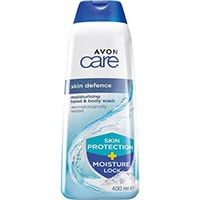 AVON care skin defence Handseife & Duschgel 400 ml
