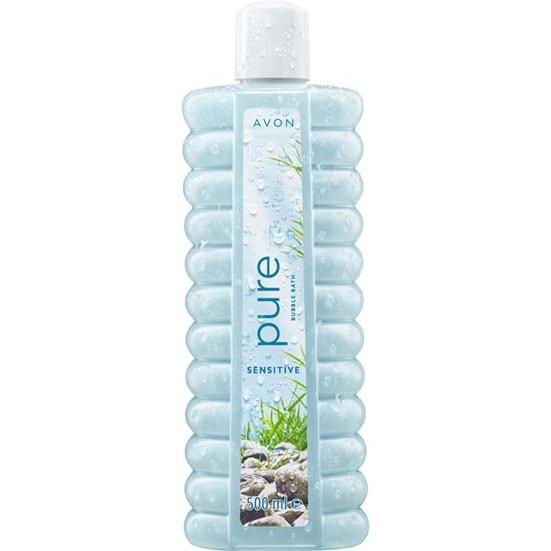 AVON BUBBLE BATH Schaumbad Pure 500 ml