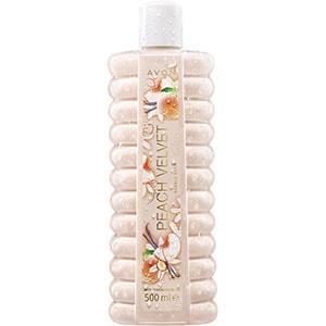 AVON BUBBLE BATH Schaumbad Vanille & Pfirsich 500 ml