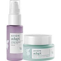 AVON Adapt Gesichtspflege-Set 2-teilig