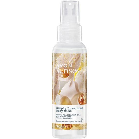 AVON naturals Pfirsich & Vanille Körperspray