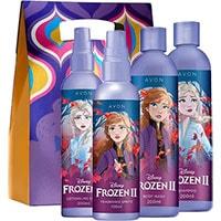 AVON Frozen 2 Duft-Set 4-teilig + Geschenktasche
