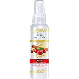 AVON naturals Winter Cranberry Körperspray