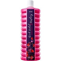 AVON BUBBLE BATH Schaumbad Dunkle Orchidee & Himbeere 1 l