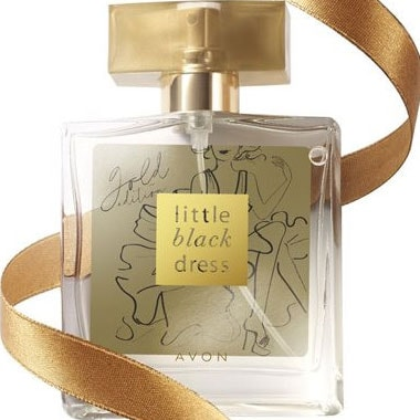 AVON Little Black Dress Eau de Parfum Goldene Edition