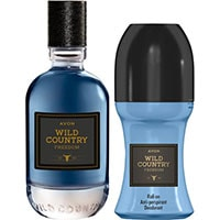 AVON Wild Country Freedom Eau de Toilette + Deoroller-Set