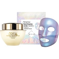 AVON ANEW Ultimate Tagescreme + ANEW Hydrogel Gesichtsmaske Set