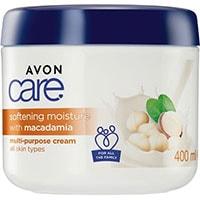 AVON care Macadamia-Öl Mehrzweckcreme für Gesicht, Hände & Körper