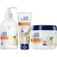 AVON care Pflege-Set mit Macadamia-Öl 3-teilig