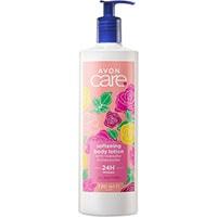 AVON care Körperlotion mit Rosenwasser & Sheabutter 750 ml