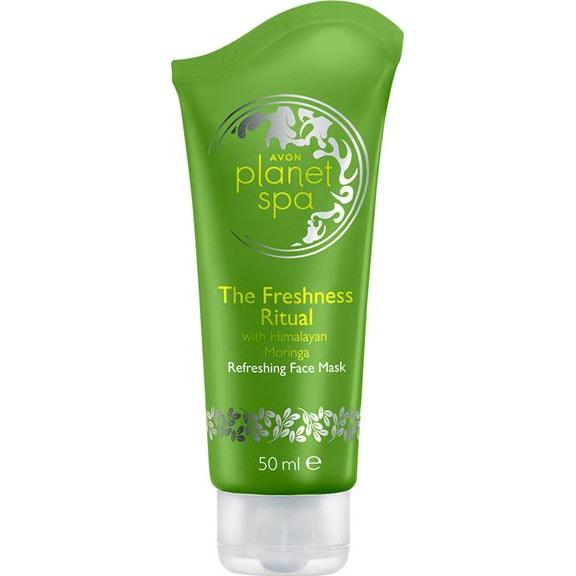 AVON planet spa Freshness Ritual Gesichtsmaske