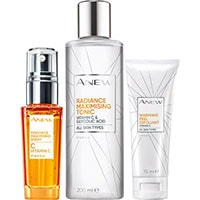 AVON ANEW Clinical Vitamin C Gesichtspflege-Set 3-teilig