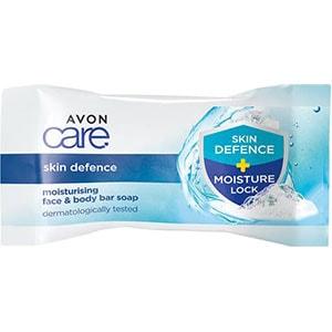 AVON care Skin Defence Seife für Gesicht & Körper