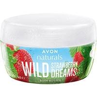 AVON naturals Wild Strawberry Dreams Körperbutter