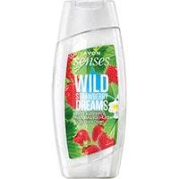 AVON senses Wild Strawberry Dreams Duschcreme 250 ml