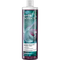 AVON senses Relieve & Recover Duschgel 500 ml
